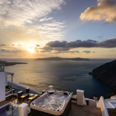 Отель Agnadema Apartments Греция, Остров Санторини - отзывы, цены и фото номеров - забронировать отель Agnadema Apartments онлайн пляж фото 2
