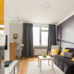 Отель P&O Apartments Galeria Bracka Польша, Варшава - отзывы, цены и фото номеров - забронировать отель P&O Apartments Galeria Bracka онлайн комната для гостей фото 3