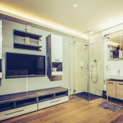 Отель Aurellia Apartments Австрия, Вена - отзывы, цены и фото номеров - забронировать отель Aurellia Apartments онлайн комната для гостей фото 5
