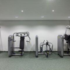 Resort Hotel Alex фитнесс-зал