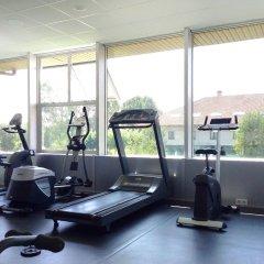 Отель Oca Golf Balneario Augas Santas фитнесс-зал