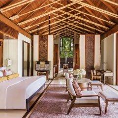 Отель One&Only Reethi Rah Мальдивы, Северный атолл Мале - 8 отзывов об отеле, цены и фото номеров - забронировать отель One&Only Reethi Rah онлайн балкон