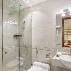 Отель Silk Queen Grand Hotel Вьетнам, Ханой - отзывы, цены и фото номеров - забронировать отель Silk Queen Grand Hotel онлайн ванная