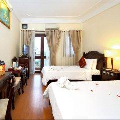 Отель Hoi An Lantern Хойан комната для гостей фото 3