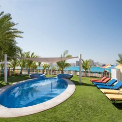 Отель Rixos The Palm Dubai бассейн