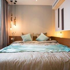 Отель MORE Residence Guangzhou Huaqiaoxincun комната для гостей фото 4