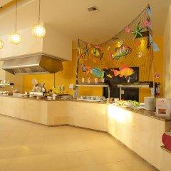 Отель Nyx Cancun All Inclusive Мексика, Канкун - 2 отзыва об отеле, цены и фото номеров - забронировать отель Nyx Cancun All Inclusive онлайн питание