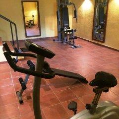 Отель Parador de Limpias фитнесс-зал фото 4