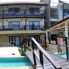 Отель Baan Karon Resort бассейн