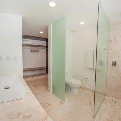 Отель Anah Downtown DT 301 Мексика, Плая-дель-Кармен - отзывы, цены и фото номеров - забронировать отель Anah Downtown DT 301 онлайн ванная