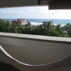 Hotel Arcoiris пляж