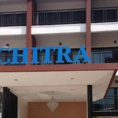 Отель Chitra Suites балкон