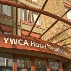 Отель YWCA Hotel Vancouver Канада, Ванкувер - отзывы, цены и фото номеров - забронировать отель YWCA Hotel Vancouver онлайн вид на фасад