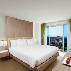 Centara Pattaya Hotel комната для гостей фото 2