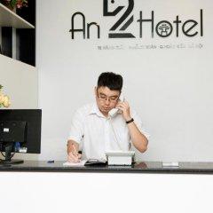 Отель An Hotel Вьетнам, Ханой - отзывы, цены и фото номеров - забронировать отель An Hotel онлайн интерьер отеля фото 3