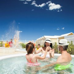 Отель Cannes Италия, Риччоне - отзывы, цены и фото номеров - забронировать отель Cannes онлайн бассейн фото 2