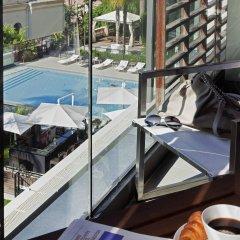 Отель Novotel Monte-Carlo интерьер отеля