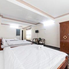 Dala Hotel Далат сейф в номере