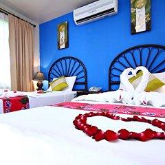 Отель Samui Laguna Resort Таиланд, Самуи - 7 отзывов об отеле, цены и фото номеров - забронировать отель Samui Laguna Resort онлайн комната для гостей фото 5