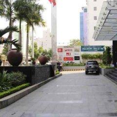 Отель An Phu Plaza Serviced Apartment Вьетнам, Хошимин - отзывы, цены и фото номеров - забронировать отель An Phu Plaza Serviced Apartment онлайн парковка