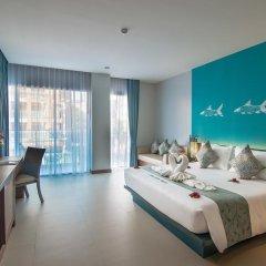 Отель Fishermen's Harbour Urban Resort 4* Представительский номер с различными типами кроватей