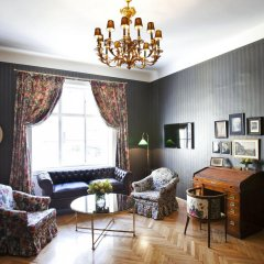 Small Luxury Hotel Altstadt Vienna интерьер отеля