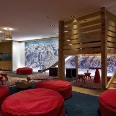 Отель The Alpina Gstaad Швейцария, Гштад - отзывы, цены и фото номеров - забронировать отель The Alpina Gstaad онлайн детские мероприятия