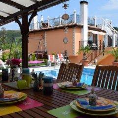 Отель Villa Rosa Dei Venti Болгария, Балчик - отзывы, цены и фото номеров - забронировать отель Villa Rosa Dei Venti онлайн питание фото 3
