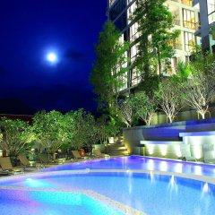 Отель Kamala Resort and Spa бассейн