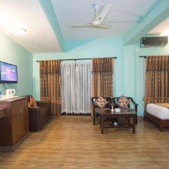 Отель Peace Plaza Непал, Покхара - отзывы, цены и фото номеров - забронировать отель Peace Plaza онлайн интерьер отеля фото 2