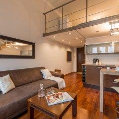 Отель P&O Apartments Hoza Studio Польша, Варшава - отзывы, цены и фото номеров - забронировать отель P&O Apartments Hoza Studio онлайн комната для гостей