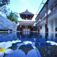 Отель Surintra Boutique Resort бассейн фото 4
