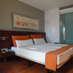Отель Eurohotel Barcelona Gran Via Fira комната для гостей фото 2