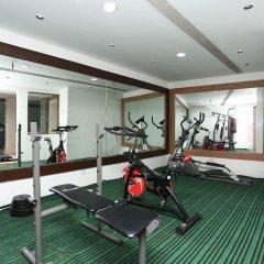 Hotel Uppal International фитнесс-зал фото 4