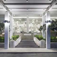 Отель The Nai Harn Phuket Пхукет вид на фасад