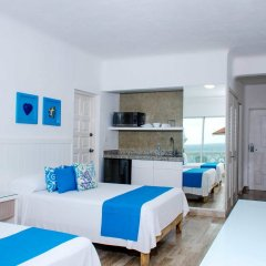 Отель BSEA Cancun Plaza Hotel Мексика, Канкун - отзывы, цены и фото номеров - забронировать отель BSEA Cancun Plaza Hotel онлайн комната для гостей