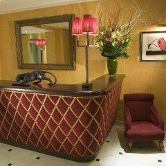 Lenox Montparnasse Hotel интерьер отеля фото 3