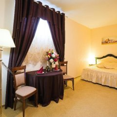 Отель Шери Холл 4* Стандартный номер фото 16