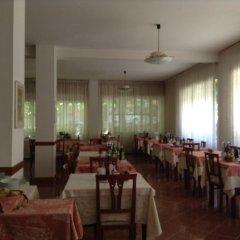 Отель Albergo Ardea Кьянчиано Терме питание