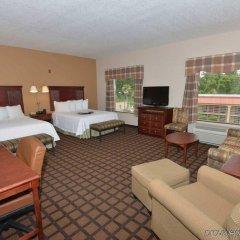 Отель Hampton Inn & Suites Lake City, Fl Лейк-Сити комната для гостей фото 5