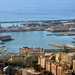 Отель Albergo Astro Италия, Генуя - отзывы, цены и фото номеров - забронировать отель Albergo Astro онлайн пляж