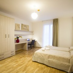 Отель Arezzo Sport College Ареццо комната для гостей фото 4