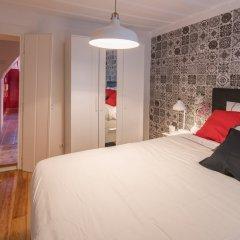 Отель Lisbon Fragrances Patchouli Flowers комната для гостей фото 4