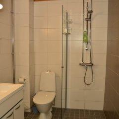Апартаменты Oulu Hotelli Apartments Lite ванная