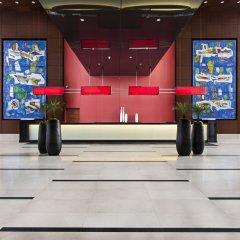 Hilton Warsaw Hotel & Convention Centre интерьер отеля