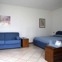 Отель Residence Antico Crotto Порлецца комната для гостей фото 3