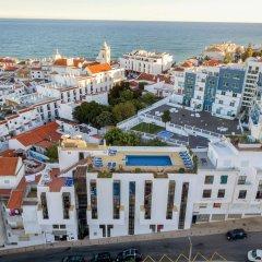 Отель Colina do Mar Португалия, Албуфейра - отзывы, цены и фото номеров - забронировать отель Colina do Mar онлайн пляж фото 2