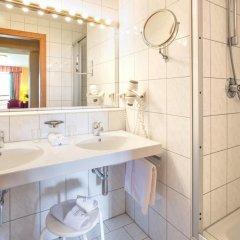 Отель Geigers Lifehotel ванная