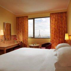 Отель Hyatt Regency Paris Etoile Франция, Париж - 11 отзывов об отеле, цены и фото номеров - забронировать отель Hyatt Regency Paris Etoile онлайн комната для гостей фото 4