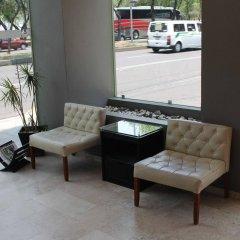 Hotel MX aeropuerto интерьер отеля фото 3